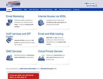 cis.za.net screenshot