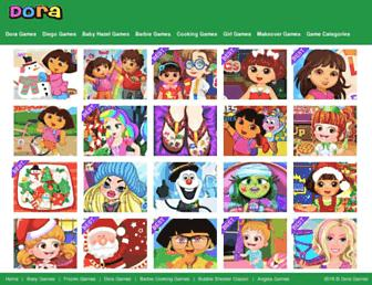 Thumbshot of Free-dora-games.com