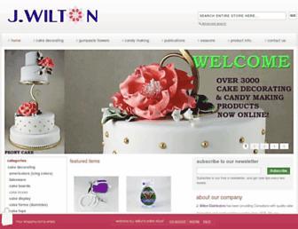 j-wilton.com screenshot