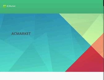 acmarket.net screenshot