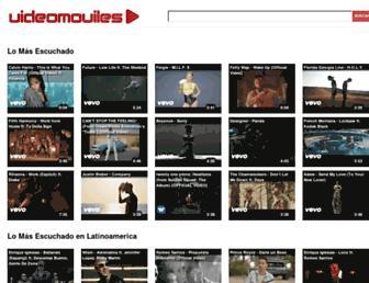 videomoviles.com screenshot