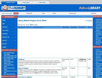 jquery-mobile-plugins-circle-slider.downloads.filehungry.com screenshot