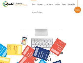 Thumbshot of Dlbinfotech.com