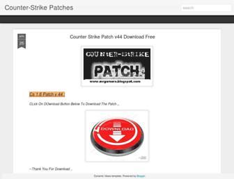 cspatches.blogspot.com screenshot