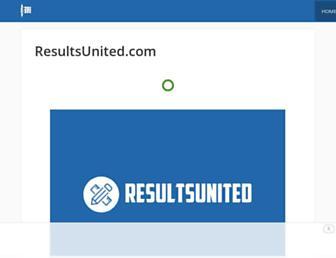 resultsunited.com screenshot