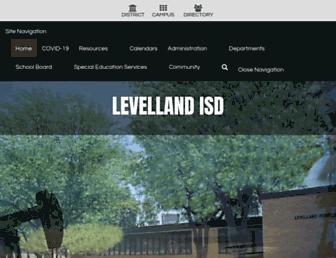 levellandisd.net screenshot