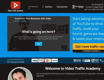 Thumbshot of Videotrafficacademy.com