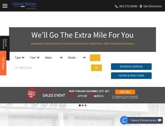 gychevy.com screenshot