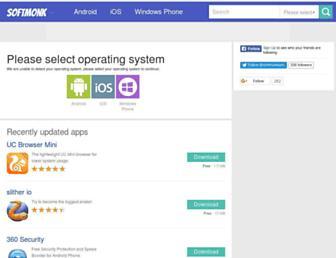 en.softmonk.com screenshot