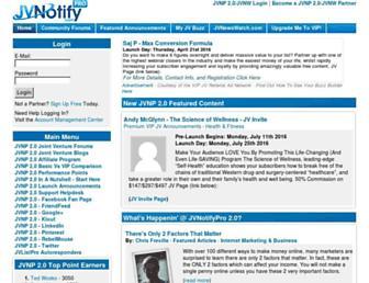 Thumbshot of Jvnotifypro.com