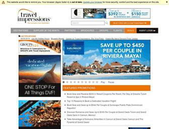 Thumbshot of Travelimpressions.com