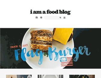 Thumbshot of Iamafoodblog.com