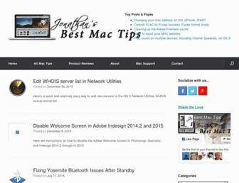 best-mac-tips.com screenshot