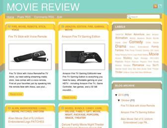 review-movie-lover.blogspot.com screenshot