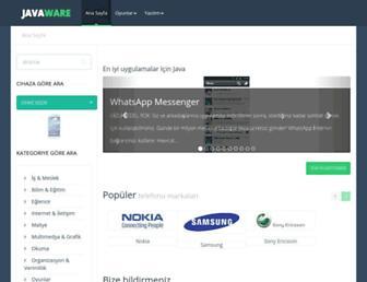 tr.java-ware.net screenshot