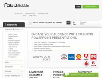 sketchbubble.com screenshot