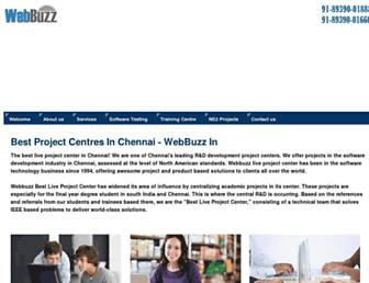 webbuzz.in screenshot