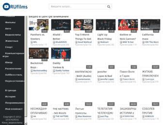 rufilms.net screenshot