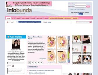 infobunda.com screenshot