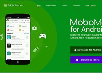 mobomarket.net screenshot