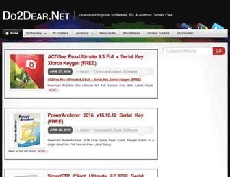 do2dear.net screenshot
