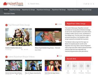 videos.rajasthandirect.com screenshot