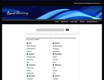 Thumbshot of Ranaf.com