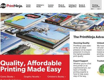 printninja.com screenshot