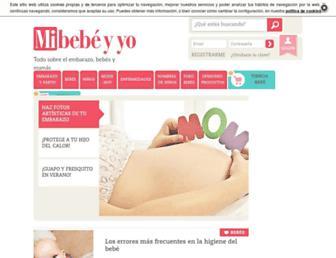 mibebeyyo.com screenshot