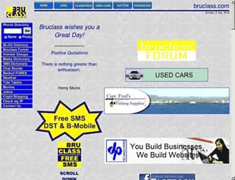 Thumbshot of Bruclass.com