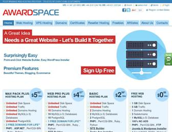 Thumbshot of Awardspace.com