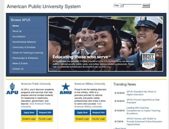 Thumbshot of Apus.edu