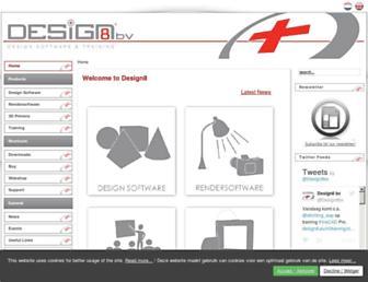 design8.eu screenshot