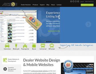Thumbshot of Auction123.com