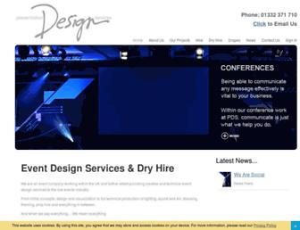 designservices.co.uk screenshot