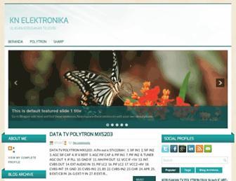 knelektronika.blogspot.com screenshot