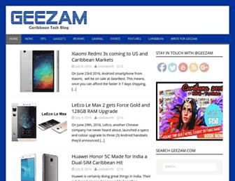 geezam.com screenshot