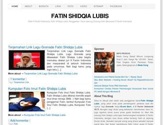 fatinxfactor.blogspot.com screenshot