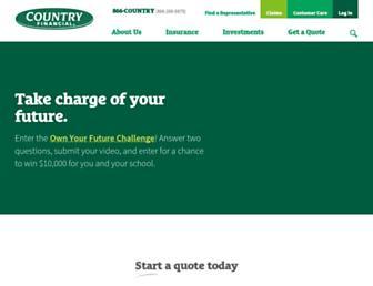 countryfinancial.com screenshot