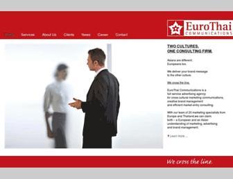 euro-thai.net screenshot