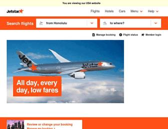 Thumbshot of Jetstar.com