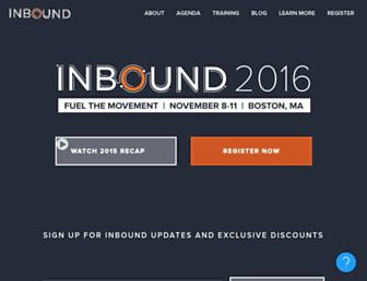 Thumbshot of Inbound.com
