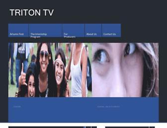 tritontv.com screenshot