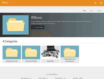 rrevo.dozuki.com screenshot