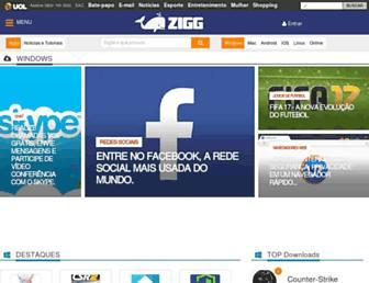 ziggi.uol.com.br screenshot
