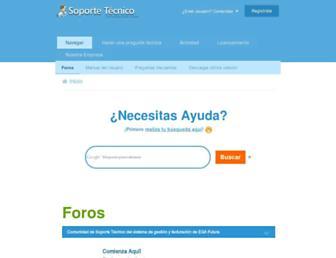 ayuda.egafutura.com screenshot