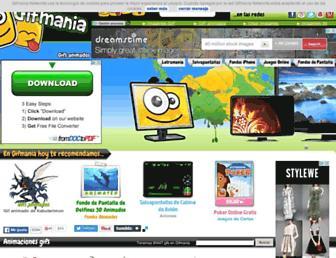 gifmania.com screenshot