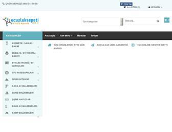 Thumbshot of Ucuzluksepeti.com.tr