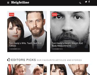 heightline.com screenshot
