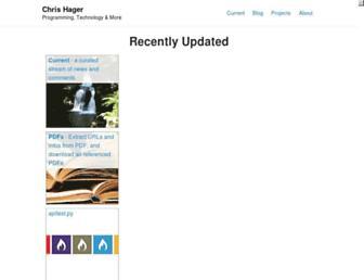 metachris.com screenshot